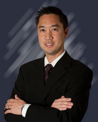 James Lin headshot